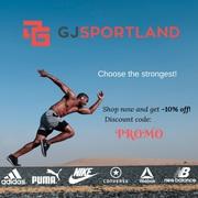 GJsportland.com - sporting goods for the best price!